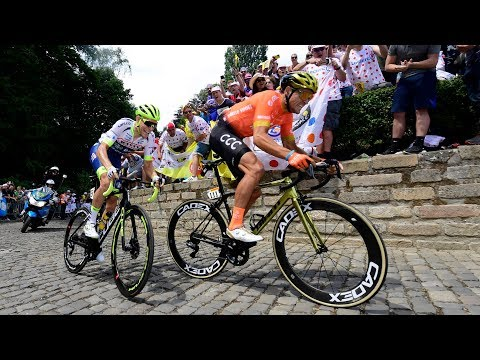 CCC Team On The Attack During First Week Of The Tour | Giant Bicycles