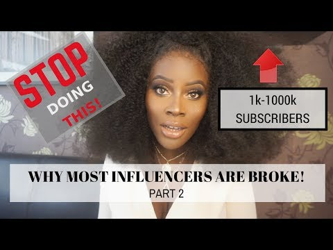 """SMALL"" INFLUENCERS ARE DOING THIS WRONG! THE TRUTH"