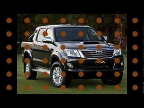 Toyota Hilux Models (History)