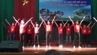 HaUi CLB AAC ft CLB Guitar | Duyệt Văn Nghệ - Nhảy FlashMod Việt Nam Ơi