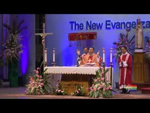 Ngày Thánh Mẫu thứ 37 - Thánh Lễ Đại Trào Kính CTTĐVN - Tỉnh Dòng Đồng Công Hoa Kỳ.