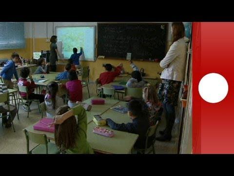Spanish language war erupts between Madrid and Barcelona