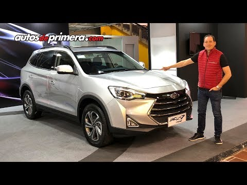 JAC S7, Lujo, Tecnología Y Potencia En Una SUV China Para 7 Pasajeros | Primer Contacto