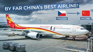 TRIPREPORT | Hainan Airlines (ECONOMY) | Prague - Beijing | Airbus A330-300