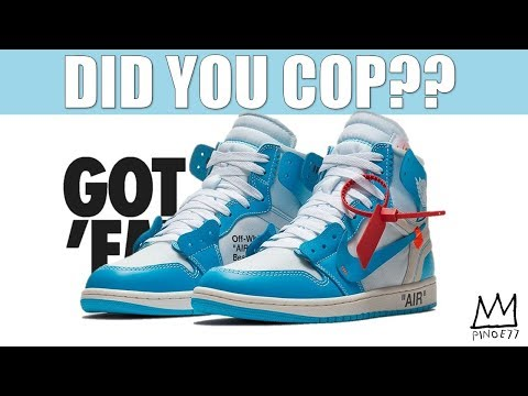 AIR JORDAN 11, OFF WHITE x JORDAN 1 UNC RELEASE UPDATE, SNKRS QUESTIONS,  CHARITY GAME 3 & MORE!!