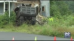 Dump truck driver killed in Colrain crash identified