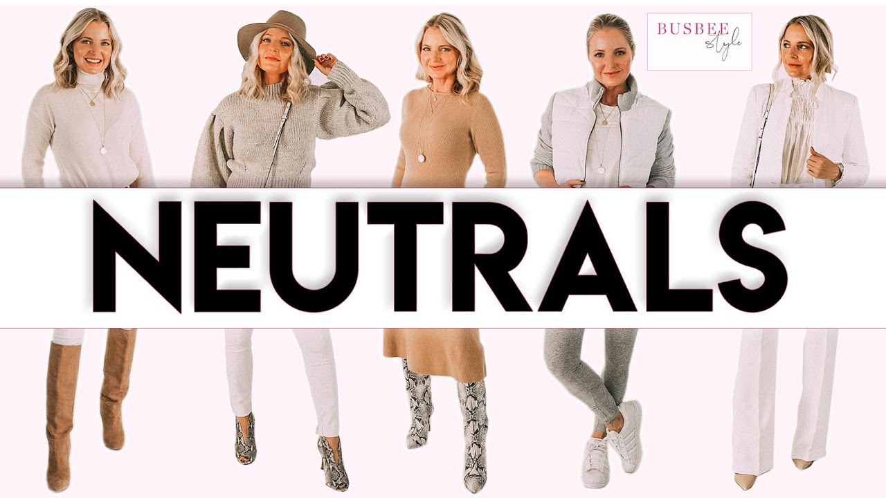 [VIDEO] - Look Expensive in These Light, Neutral Outfit Ideas 4