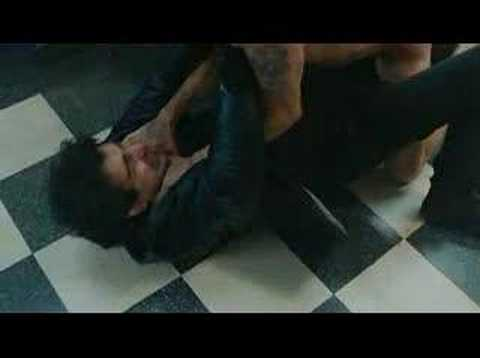 Eastern Promises bath fight