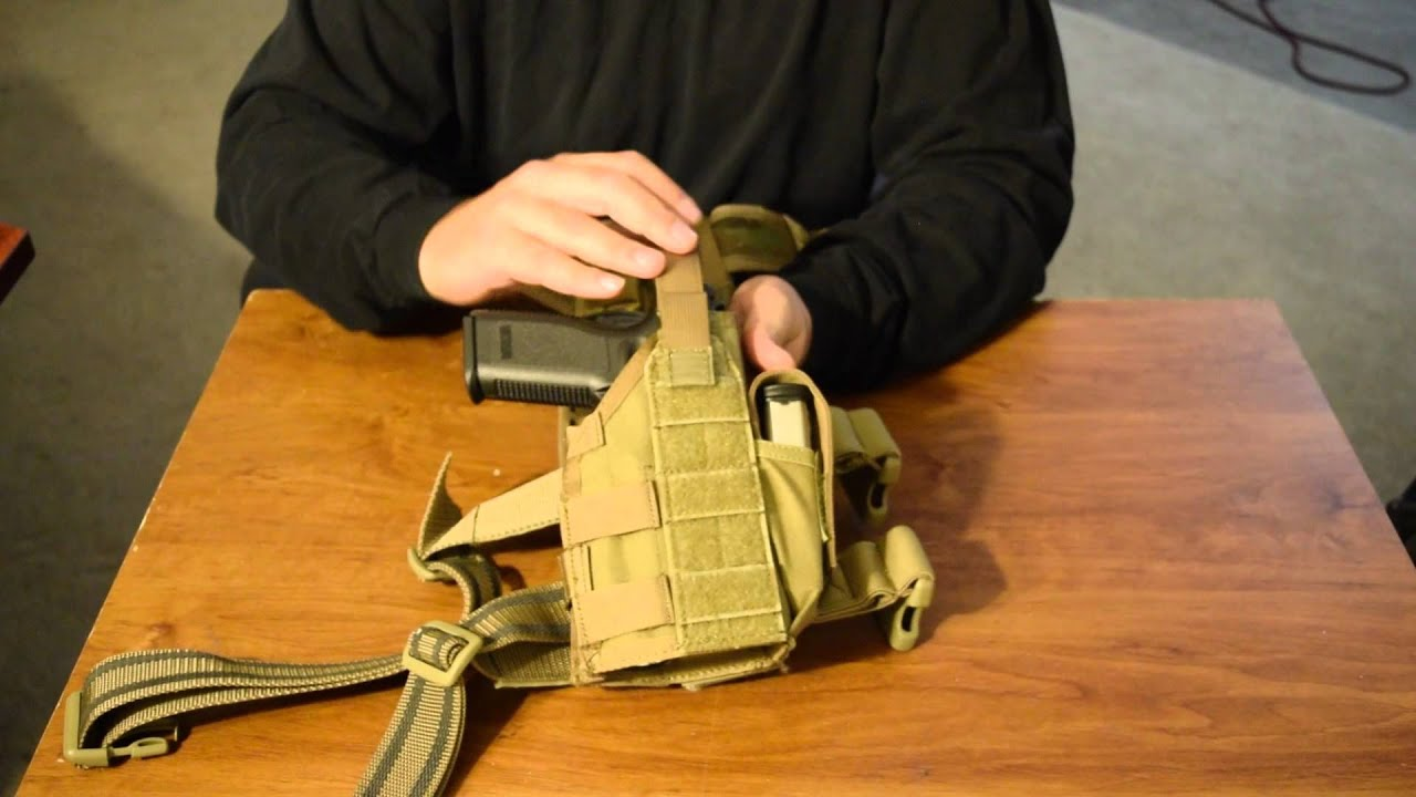 Blackhawk universal pistol holster youtube sciox Choice Image
