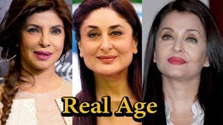 Shocking Real Age Of Top 10 Bollywood Actresses I 2019