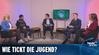 Fridays for Future vs. Jungpolitiker: Lutz van der Horst im Talk