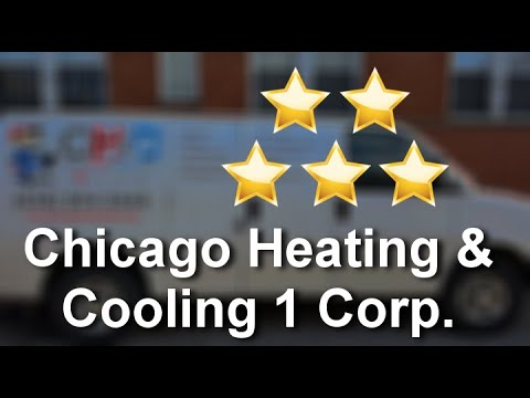 Chicago Heating & Cooling 1 Corp. Chicago Wonderful Five Star Review by Matt Howard