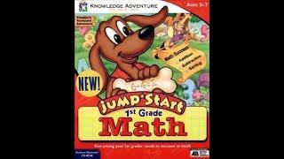 JumpStart 1st Grade Math/Math for First Graders
