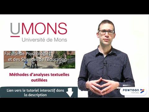 NVIVO : Analyse textuelle outilléeиз YouTube · Длительность: 15 мин56 с