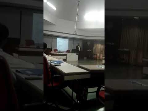 Sp presentation at NIA Pune