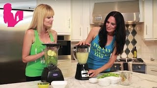 Video How to Make Green Smoothies with any Blender - Blender Babes download MP3, 3GP, MP4, WEBM, AVI, FLV Mei 2018