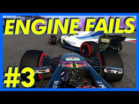 F1 2017 Career Mode Gameplay : ENGINE FAILURE!! (Part 3)