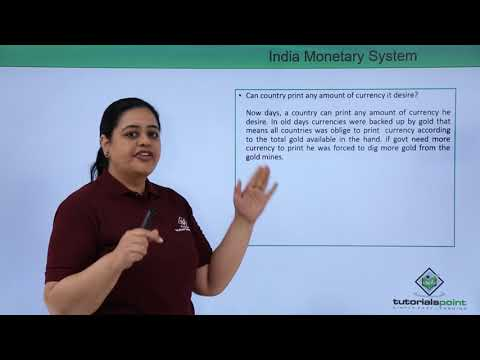 Indian Monetary System