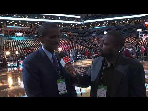 NBA/TNT ANNOUNCER DAVID ALDRIDGE INTERVIEW