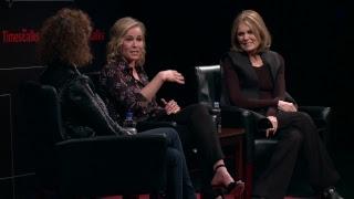 TimesTalks | Chelsea Handler and Gloria Steinem