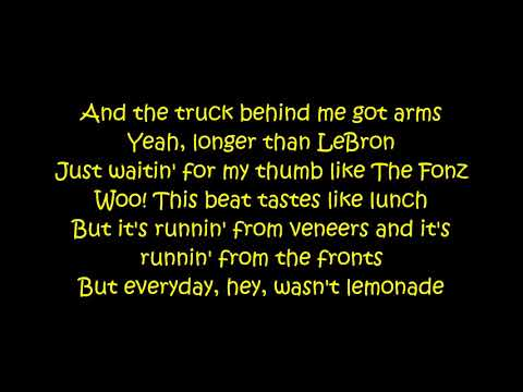 N.E.R.D. ft Rihanna - Lemon (Lyrics On...