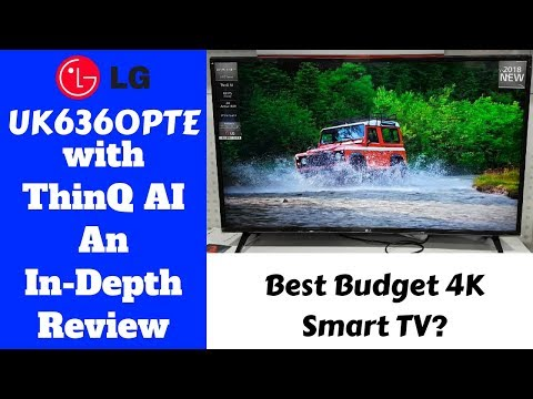 Best Budget 43 4k Lg Tv 2018lg Uk6360pte Reviewbest Budget 4k Tv