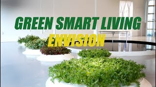 How to Live a Green Smart Life with the Internet of Things?