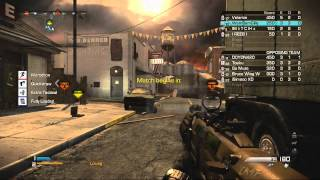 Call of Duty Ghosts   Search And Rescue  Gameplay on WarHawk