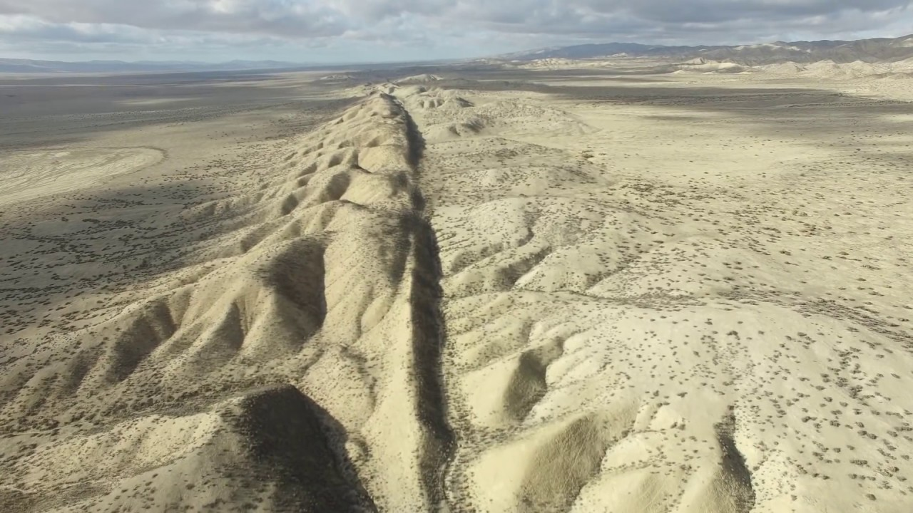 an introduction to the san andreas fault Earlier this week, an earthquake expert called the southern san andreas fault locked, loaded and ready to go for a major 'quake what would a big one a magnitude 80 look like judging from this video, it would not look good for la.