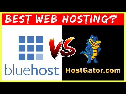Hostgator vs BlueHost | Best Web Hosting 2019
