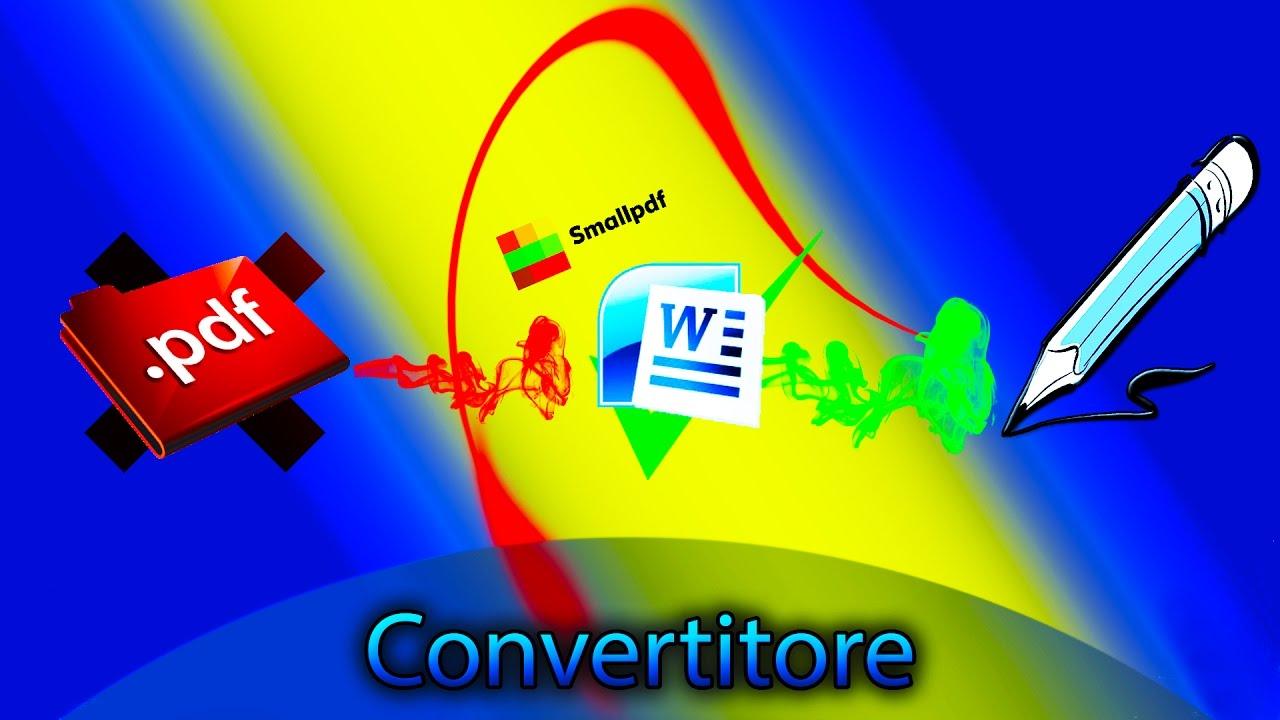 Convertire PDF in Video. Come Fare? | SoftStore – Sito ...