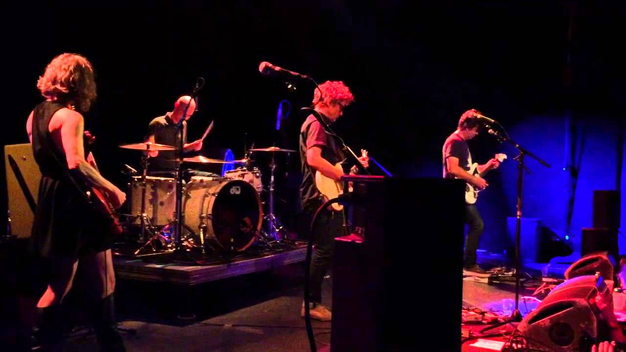 & Luna - Pup Tent - Williamsburg Music Hall NYC 10.09.2015 - YouTube