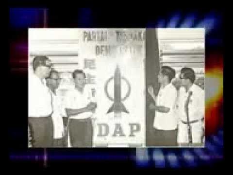 Agenda DAP - 13 MEI - KRISTIAN - KOMUNIS part 1