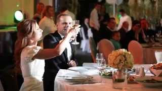 Свадьба Юлии Савичевой