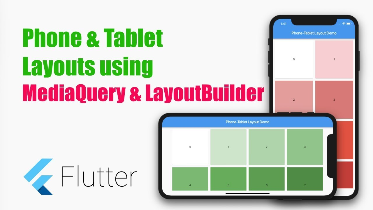 Create Device Specific Layout – Phone/Tablet layouts in