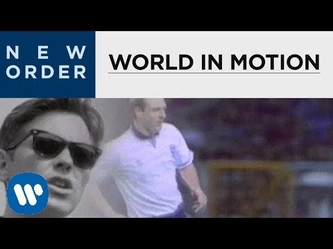 New Order  World In Motion  Music