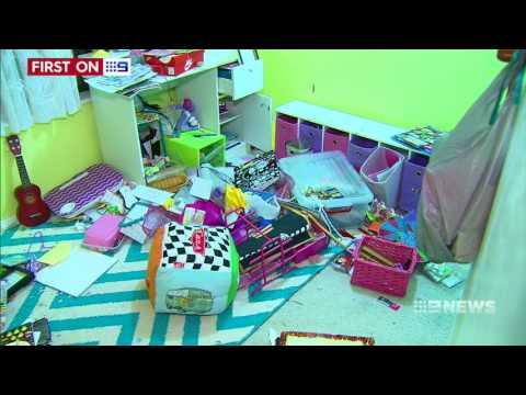 Stolen Ashes | 9 News Perth