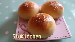How to make Coconut Buns u0026Lucheon Meat Buns (椰茸包 u0026 午餐肉包)