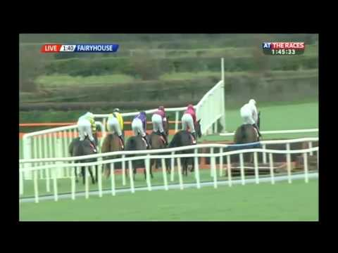 Arctic Fire - Bar One Racing Hatton's Grace Hurdle (Grade 1) 2015