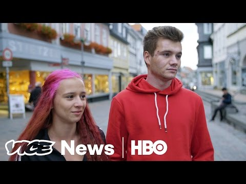 What Living Conditions Are Like For Syrian Refugees In Berlin: VICE News Tonight on HBO