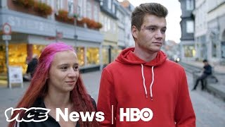 What Living Conditions Are Like For Syrian Refugees In Berlin: VICE News Tonight on HBO thumbnail