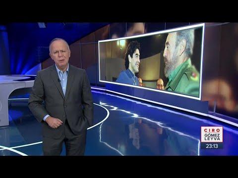 Noticias con Ciro Gómez Leyva   Programa Completo 25/noviembre/2020