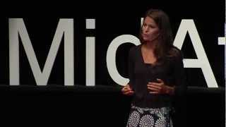Image is powerful: Cameron Russell at TEDxMidAtlantic 2012