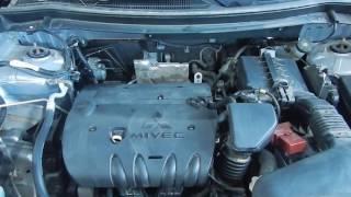 Двигатель Mitsubishi для Outlander (GF) 2012 после