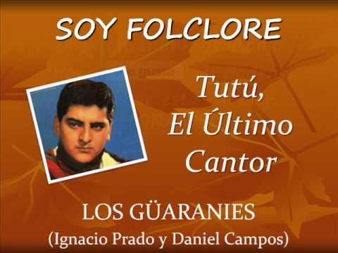 Los Guaranies - Tutu, El Ultimo Cantor