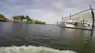 Orwood to the Port of Stockton via the Delta