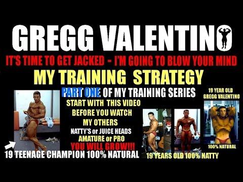 The Gregg Valentino 'Hardcore Training...