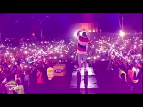 Davido 30 Billion Africa Tour In Conakry, Guinea