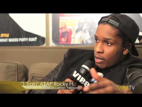 ASAP Rocky Shares Details of His Posse Cut