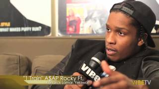 "ASAP Rocky Shares Details of His Posse Cut ""1 Train"""